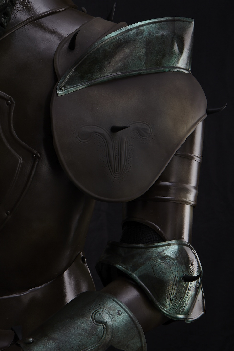Asterion Armour Close Up
