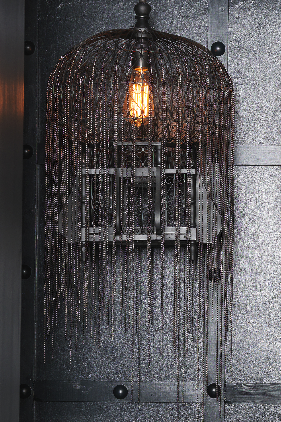 Birdcage Lights Brave Boutique