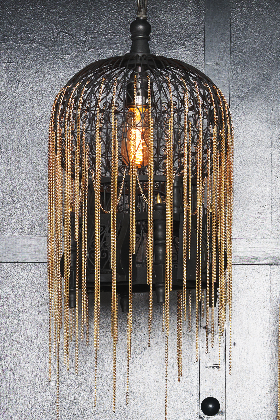 Birdcage Light Brave Boutique