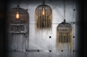 bird cage light Brave Boutique