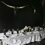 Come dine with me with our  LUMINARA Candles & Skull Art Sculpture @BRAVE BOUTIQUE