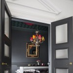 Moody dark walls & luscious hits of colour @BRAVE BOUTIQUE